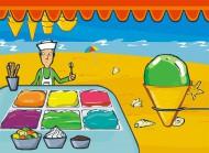 Gra edukacyjna Lody daje dużo radość, zabawa i ćwiczenia umysłu. To lepsza pamięć i koncentracja oraz udany prezent na Dzień Dziecka, urodziny i inne święta