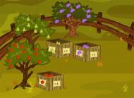 Gry edukacyjne dla dzieci JUNIOR Sad to pomysł na prezent dla dziecka, zabawa i ćwiczenia umysłu - rozwój koncentracji i pamięci