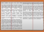 Program do nauki szybkiego czytana: Kolumny gazet ułatwia przyswajanie informacji w krótkim czasie
